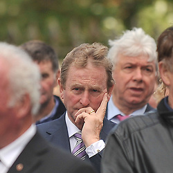 An Taoiseach Enda Kenny was amoung the mourners at the funeral mass of Melissa Patterson.<br /> Pic Conor McKeown