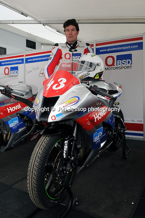 #43 Bryce Van Hoof Quelch BSD Motorsport Kawasaki