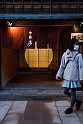 Kanazawa, March 16 2015 - Higashi Chaya District.