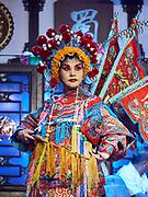 China, Sichuan. Chengdu. Sichuan Opera Chengdu Shufengya Yun.