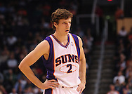 Mar. 16 2010; Phoenix, AZ, USA; Phoenix Suns guard Goran Dragic (2) in the first half at the US Airways Center. The Suns defeat the Timberwolves 152-114. Mandatory Credit: Jennifer Stewart-US PRESSWIRE.