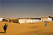 Chinguetti, a lost village in the Adrar region, once an important home of Muslim scholars and Madrassas, today is famous for it's private libraries with ancient arab manuscripts from medicine to religion, some dating back to the 9th century.