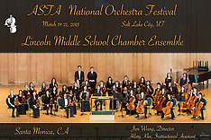Lincoln Middle School Chamber Ensemble