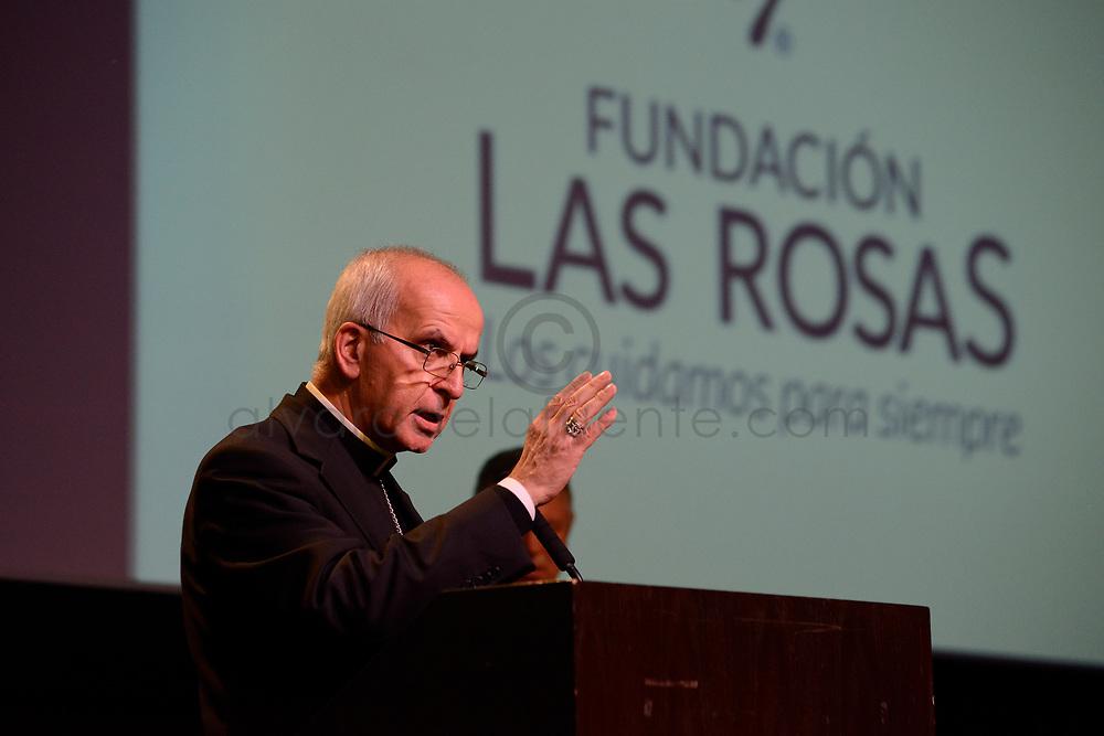 Fundación Las Rosas, Cena del Pavo Fraterno 2017 en CasaPiedra. Santiago de Chile, 06-10-2017 (©Alvaro de la Fuente)