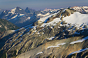 Rugged peaks of the North Cascades