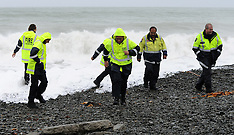 Napier-Cyclone Pam causes high tide concerns at Te Awanga