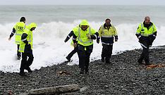 Napier-Cyclone Pam causes high tide concerns at Te Awanga