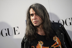 September 13, 2018 - Madrid, Spain - Mario Vaquerizo attends to photocall of Vogue Fashion Night Out 2018 in Madrid, Spain. September 14, 2018. (Credit Image: © Coolmedia/NurPhoto/ZUMA Press)