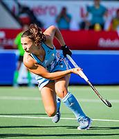 AMSTELVEEN - Valentina COSTA (ARG)  . Semi Final Pro League  women, Argentina-Australia (1-1) . Austr. wns. COPYRIGHT KOEN SUYK