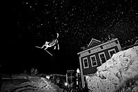 Skier: Esteban Gim&eacute;nez Zapiola<br /> Location: Crested Butte, CO - Big Air on Elk