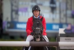 Madden Beezie (USA) - Cortes C<br /> Challenge Cup<br /> Furusiyya FEI Nations Cup™ Final - Barcelona 2014<br /> © Dirk Caremans<br /> 10/10/14