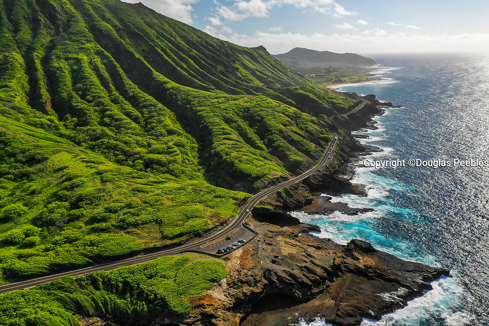 Highway 72, Koko Crater, Honolulu, Oahu, Hawaii, USA