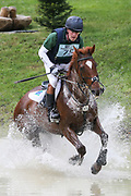 Mr Fahrenheit III ridden by Simon Grieve in the Equi-Trek CCI-L4* Cross Country during the Bramham International Horse Trials 2019 at Bramham Park, Bramham, United Kingdom on 8 June 2019.