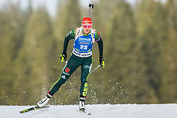 Denise Herrmann (GER) during Women 15km Individual at day 5 of IBU Biathlon World Cup 2018/19 Pokljuka, on December 6, 2018 in Rudno polje, Pokljuka, Pokljuka, Slovenia. Photo by Ziga Zupan / Sportida