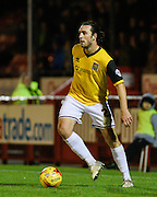 Northampton Town goal scorer John-Joe O'Toole during the Sky Bet League 2 match between Crawley Town and Northampton Town at the Checkatrade.com Stadium, Crawley, England on 24 November 2015. Photo by David Charbit.