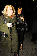 04.APRIL.2007. LONDON<br /> <br /> SIENNA MILLER ARRIVING A CUKOO CLUB IN MAYFAIR WITH A VERY SHY OTIS FERRY.<br /> <br /> BYLINE: EDBIMAGEARCHIVE.CO.UK<br /> <br /> *THIS IMAGE IS STRICTLY FOR UK NEWSPAPERS AND MAGAZINES ONLY*<br /> *FOR WORLD WIDE SALES AND WEB USE PLEASE CONTACT EDBIMAGEARCHIVE - 0208 954 5968*