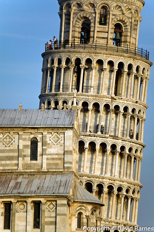 Duomo and Leaning Tower, Pisa, Tuscany, Italy