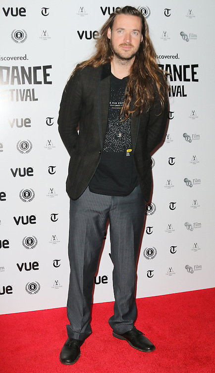 Mike Cahill, Raindance Film Festival: I Origins - opening gala, Vue West End Leicester Square, London UK, 24 September 2014, Photo by Richard Goldschmidt