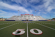 Don Shows Field at Rebel Stadium, West Monroe, La. 1/27/2017