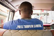 Taxi driver, Havana, Cuba, 2015