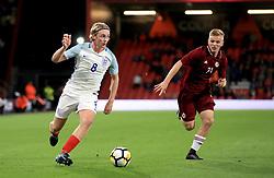 England's Tom Davies