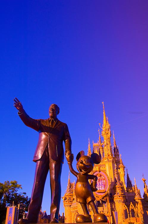 Images shot at Disney World, Orlando, Florida