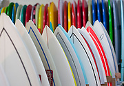 Surfboards.