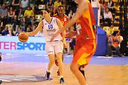 Vannes 16 Giugno 2013 <br /> Eurobasket Women 2013<br /> Italia - Spagna <br /> Nella foto: maddalena gaia gorini<br /> Foto Ciamillo