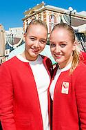 SCHEVENINGEN - Sanne Wevers olympische spelen rio de janeiro zomerspelen COPYRIGHT ROBIN UTRECHT