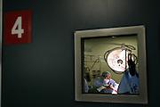 JAN 2005 MILAN : CENTRO CARDIOLOGICO MONZINO; SALA OPERATORIA. © CARLO CERCHIOLI..CENTRO CARDIOLOGICO MONZINO ( MONZINO CARDIOLOGY HOSPITAL); OPERATING ROOM.