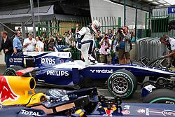 Motorsports / Formula 1: World Championship 2010, GP of Brazil, 10 Nico Huelkenberg (GER, AT&T Williams),