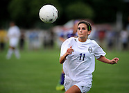 Marquette Catholic HS vs Civic Memorial HS girls' soccer
