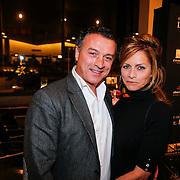 """NLD/Tilburg/20130114 - Premiere Ruth Jaccot """" A Lady on Stage"""", Milika Peterzon en partner Jurgen Smit"""