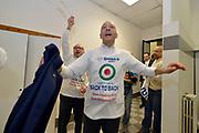 DESCRIZIONE : Final Eight Coppa Italia 2015 Finale Olimpia EA7 Emporio Armani Milano - Dinamo Banco di Sardegna Sassari<br /> GIOCATORE : Stefano Sardara<br /> CATEGORIA : esultanza post game post game<br /> SQUADRA : Banco di Sardegna Sassari<br /> EVENTO : Final Eight Coppa Italia 2015<br /> GARA : Olimpia EA7 Emporio Armani Milano - Dinamo Banco di Sardegna Sassari<br /> DATA : 22/02/2015<br /> SPORT : Pallacanestro <br /> AUTORE : Agenzia Ciamillo-Castoria/Max.Ceretti