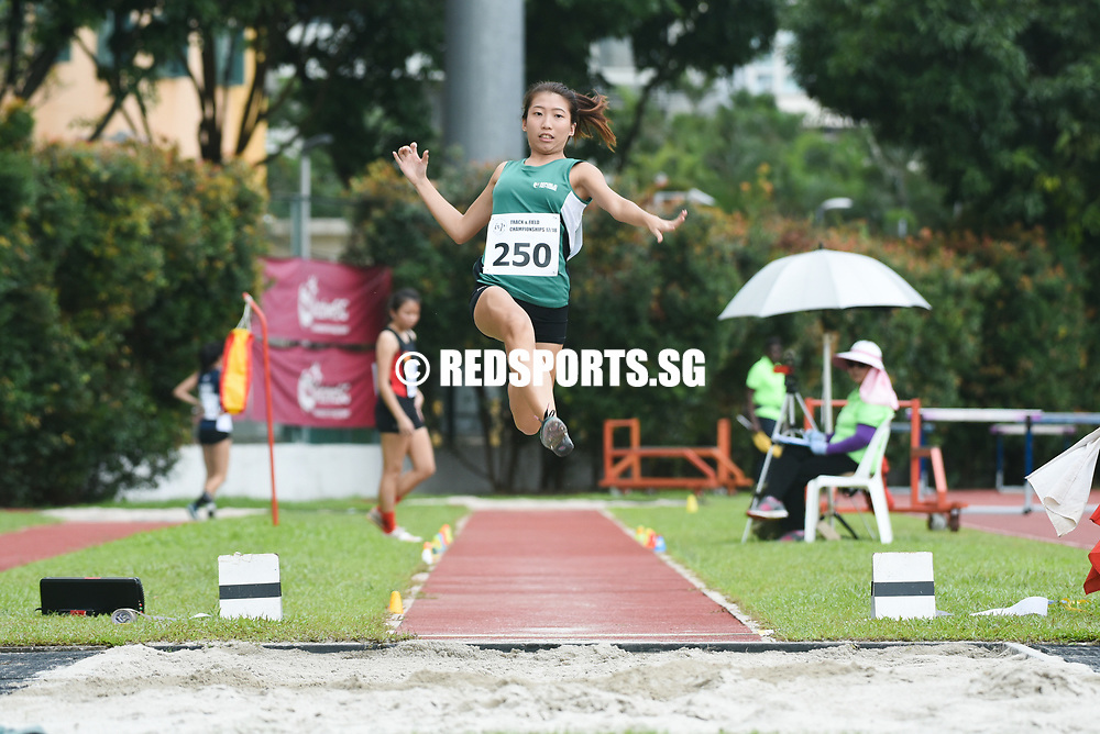 The 2018 Institute-Varsity-Polytechnic Track and Field Championships were held over three days in January.<br />