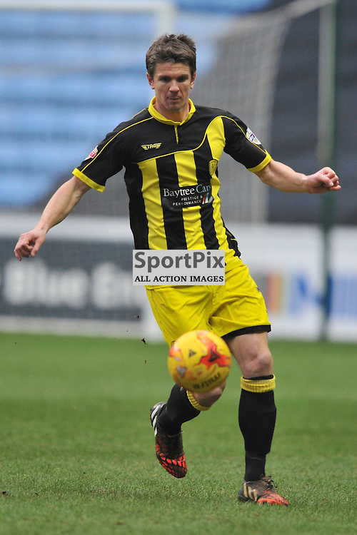 SHANE CANSDELL-SHEFFIFF BURTON ALBION, Coventry City v Burton Albion, Ricoh Arena,  Sky Bet League 1, Saturday 16th JJanuary 2016, (Mike Capps/Sportpix)