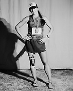 57 21:24:43 37 Sally Mcrae F 35<br /> Finish line portraits, WS100. June 28-29, 2014. Placer HS, Auburn CA.