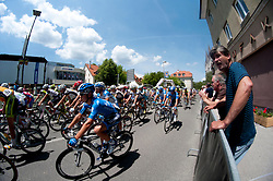 MARGALIOT Ran of Saxo Bank during 2nd Stage (177,4 km) at 19th Tour de Slovenie 2012, on June 15, 2012, in Kocevje, Slovenia. (Photo by Urban Urbanc / Sportida.com)