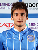 Argentina Football League First Division - Axion Energy 2016-2017 / <br /> Club Deportivo Godoy Cruz - <br /> Juan Fernando Garro