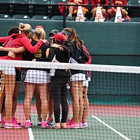 USC W Tennis NCAA ROUND 1