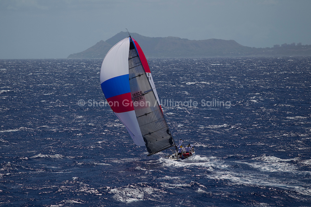 Transpac Finish 2011, Horizon..Transpac 2011, Horizon.