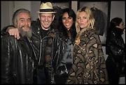 Paul Baby, PAUL SIMONON; SERENA REES; KATE MOSS, Private view, Paul Simonon- Wot no Bike, ICA Nash and Brandon Rooms, London. 20 January 2015