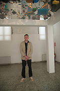 Bedwyr Williams AT THE WELSH PAVILION, Venice. Venice Bienalle. 28 May 2013