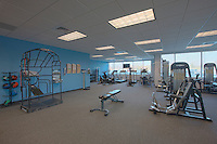 Interior photo of building at Water's Edge Corporate Park in Belcamp Maryland