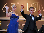 "Cannes, 26.05.2012: REESE WITHERSPOON AND MATHEW McCONAUGHEY.at the 65th Annual Cannes Film Festival, Palais des Festivals, Cannes, France..Mandatory Credit Photos: ©Photofile/NEWSPIX INTERNATIONAL..**ALL FEES PAYABLE TO: ""NEWSPIX INTERNATIONAL""**..PHOTO CREDIT MANDATORY!!: NEWSPIX INTERNATIONAL(Failure to credit will incur a surcharge of 100% of reproduction fees)..IMMEDIATE CONFIRMATION OF USAGE REQUIRED:.Newspix International, 31 Chinnery Hill, Bishop's Stortford, ENGLAND CM23 3PS.Tel:+441279 324672  ; Fax: +441279656877.Mobile:  0777568 1153.e-mail: info@newspixinternational.co.uk"