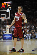 Jason Williams of Miami...The Miami Heat lost to the host Cleveland Cavaliers 84-76 at Quicken Loans Arena, April 13, 2008..