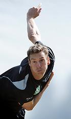 Hamilton-Cricket, New Zealand team training