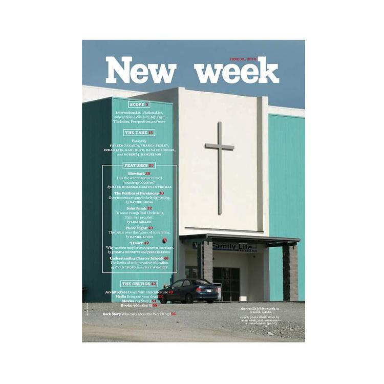 NEWSWEEK - 2008