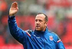 Charlie Adam of Stoke City waves to the fans - Mandatory by-line: Matt McNulty/JMP - 30/09/2017 - FOOTBALL - Bet365 Stadium - Stoke-on-Trent, England - Stoke City v Southampton - Premier League