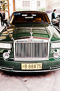 "Rolls Royce ""Ghost"" limosine for The Peninsula Shanghai."